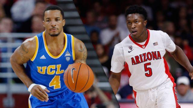 UCLA vs. #5 Arizona (M Basketball) (re-air)