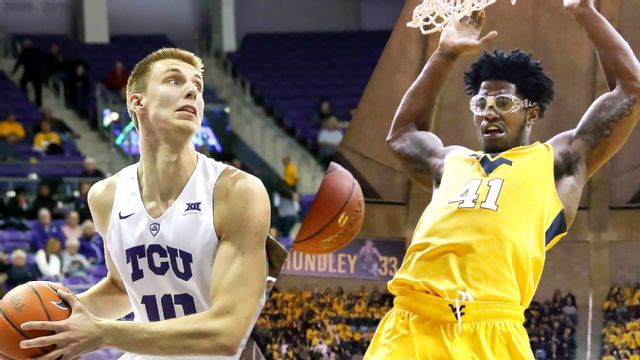 TCU vs. #10 West Virginia (M Basketball)