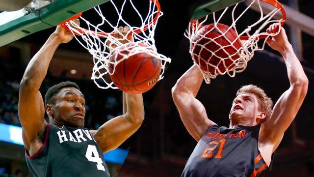 Harvard vs. Princeton (M Basketball)