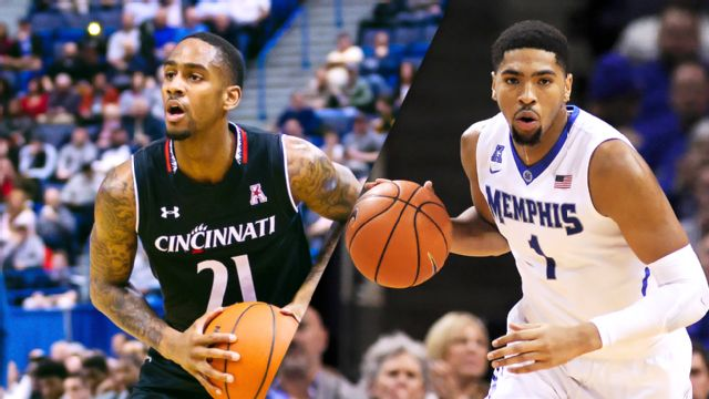 Cincinnati vs. Memphis (M Basketball)