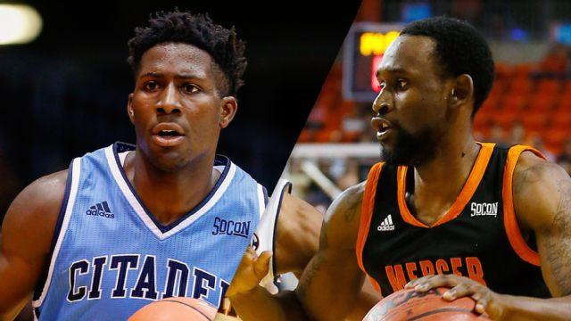 The Citadel vs. Mercer (M Basketball)