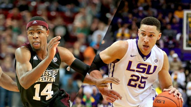 Mississippi State vs. LSU (M Basketball)