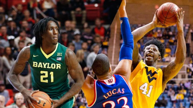 #15 Baylor vs. #14 West Virginia (M Basketball)