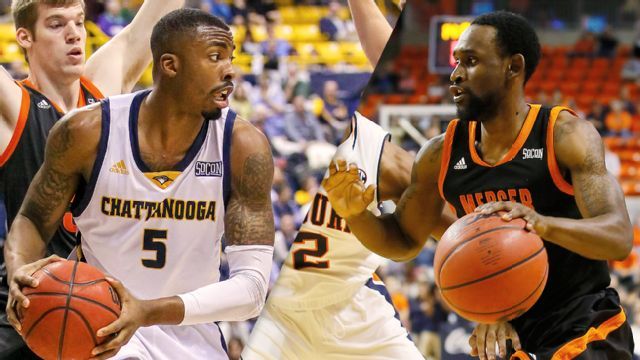 Chattanooga vs. Mercer (M Basketball)