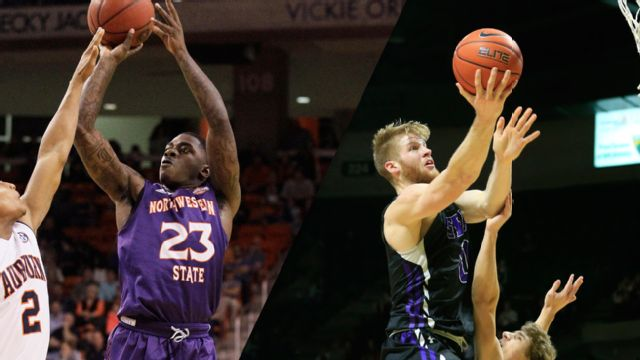 Northwestern State vs. Stephen F. Austin (M Basketball)