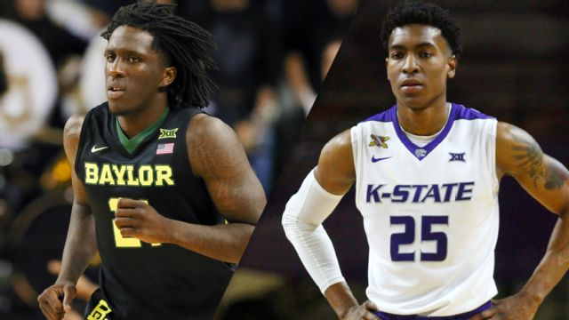 #21 Baylor vs. Kansas State (M Basketball)