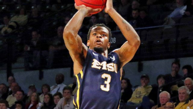 Samford vs. East Tennessee State (M Basketball)