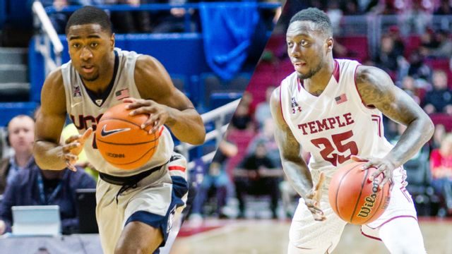 Connecticut vs. Temple (M Basketball)