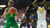 In Spanish - #11 Oregon vs. California (M Basketball)