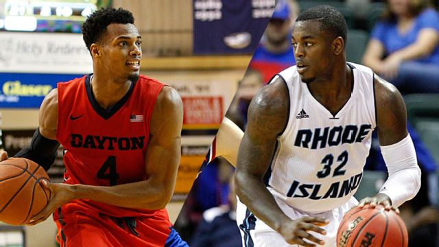 #19 Dayton vs. Rhode Island (M Basketball)