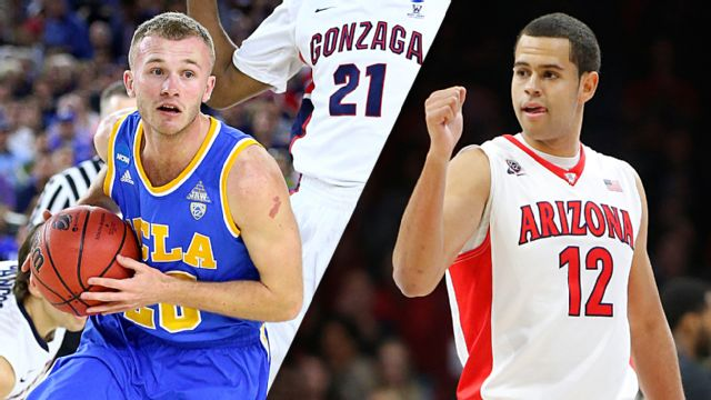 UCLA vs. #17 Arizona (M Basketball)