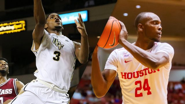UCF vs. Houston (M Basketball)