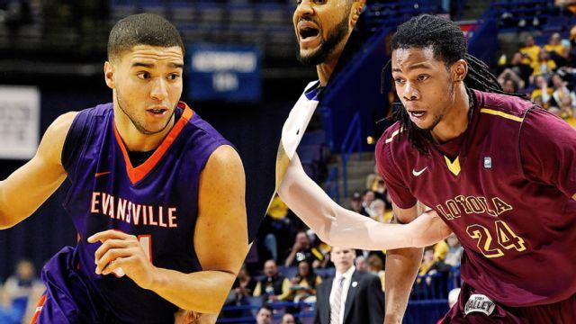 Evansville vs. Loyola (M Basketball)