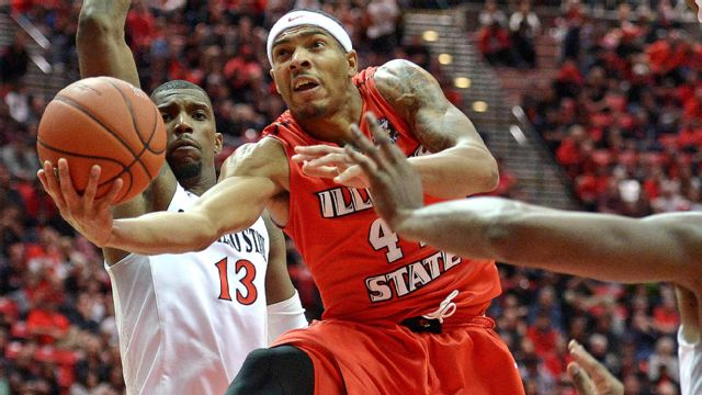 Bradley vs. Illinois State (M Basketball)