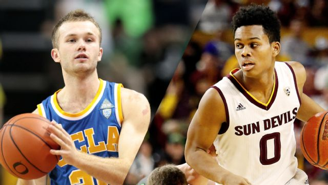 UCLA vs. Arizona State (M Basketball)