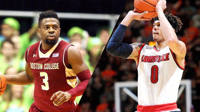 Boston College vs. #19 Louisville (M Basketball)