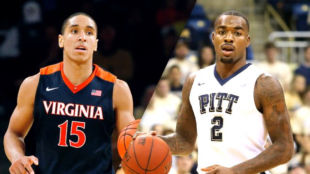 #9 Virginia vs. Pittsburgh (M Basketball)