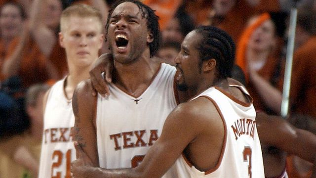 Oklahoma vs. Texas - 2/10/2003 (re-air)