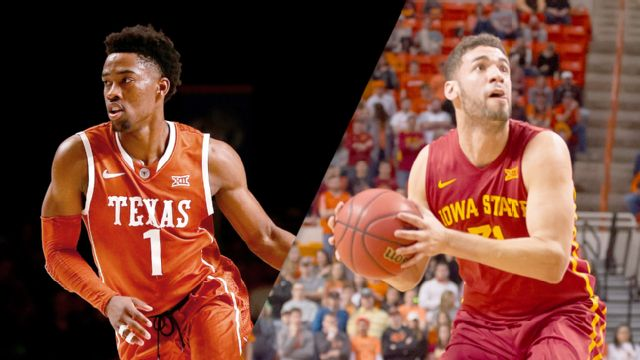 #24 Texas vs. #14 Iowa State (M Basketball) (re-air)