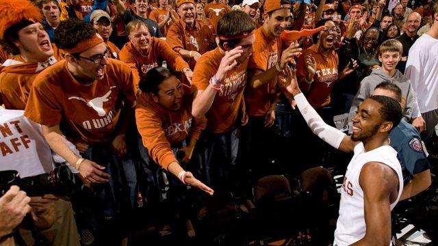 #2 Oklahoma vs. Texas - 2/21/2009 (re-air)