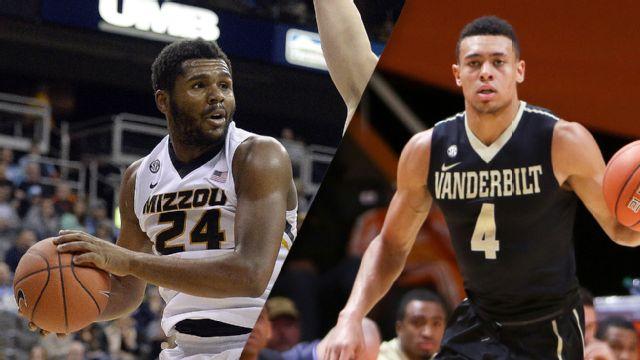 Missouri vs. Vanderbilt (M Basketball) (re-air)