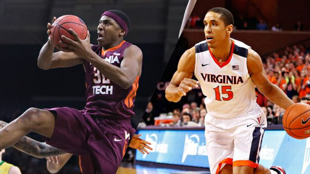 Virginia Tech vs. #7 Virginia (M Basketball)