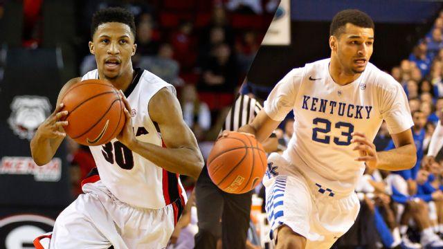 Georgia vs. #22 Kentucky (M Basketball)