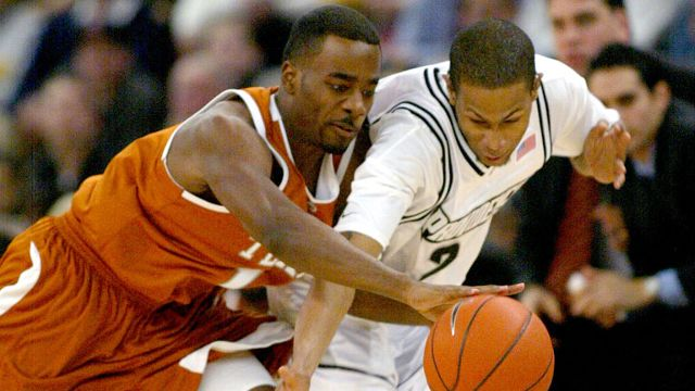 #18 Texas vs. #25 Providence - 1/5/2004 (re-air)