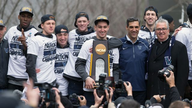 Villanova Men's Basketball White House Visit