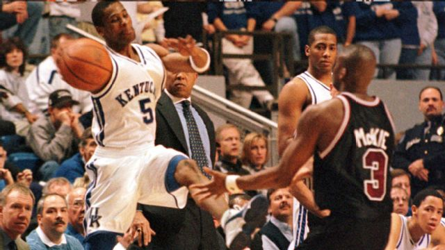 Kentucky vs. South Carolina - 2/4/1997 (re-air)