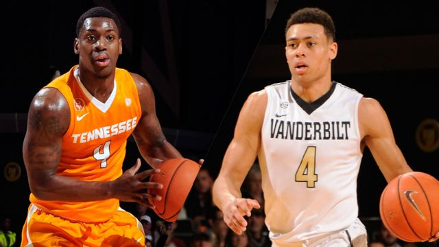 Tennessee vs. Vanderbilt (Second Round) (Basketball) (re-air)