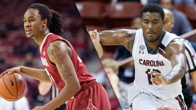 #19 South Carolina vs. Alabama (Basketball) (re-air)