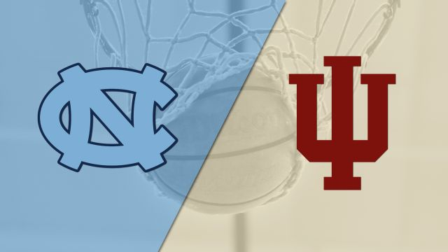 #3 North Carolina vs. #13 Indiana (M Basketball)