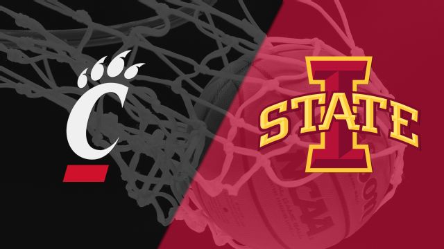 Cincinnati vs. #19 Iowa State (M Basketball)