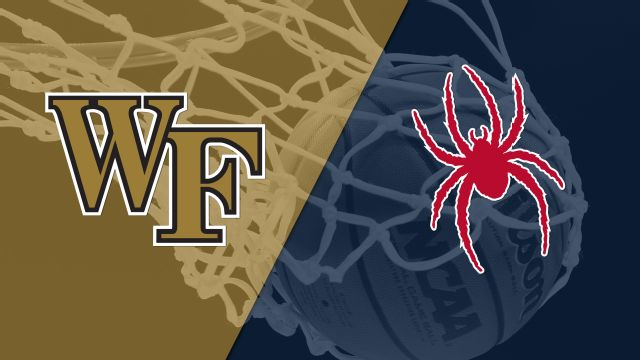 Wake Forest vs. Richmond (M Basketball)