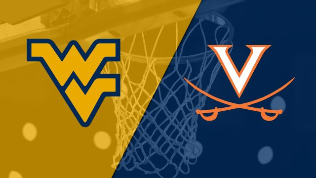 #25 West Virginia vs. #6 Virginia (M Basketball)