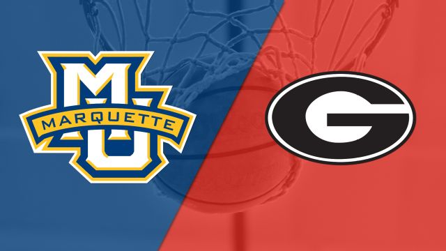 Marquette vs. Georgia (M Basketball)