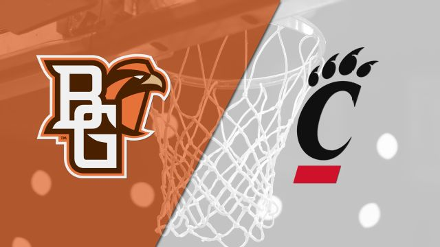 Bowling Green vs. Cincinnati (M Basketball)