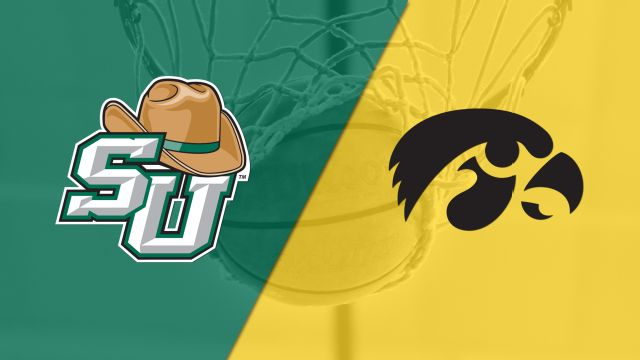 Stetson vs. Iowa (M Basketball)