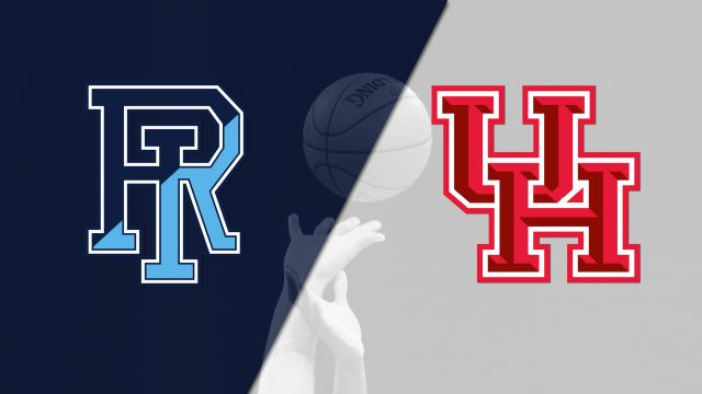 Rhode Island vs. Houston (M Basketball)