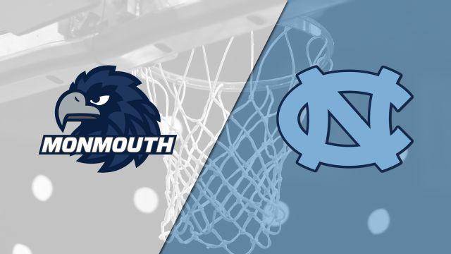 Monmouth vs. #9 North Carolina (M Basketball)