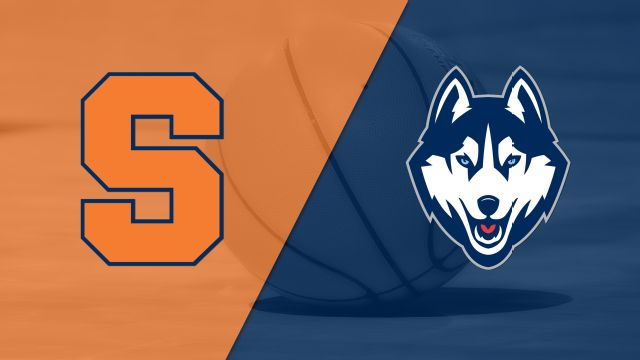 Syracuse vs. Connecticut (M Basketball)