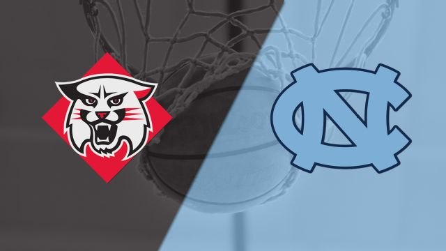 Davidson vs. #7 North Carolina (M Basketball)
