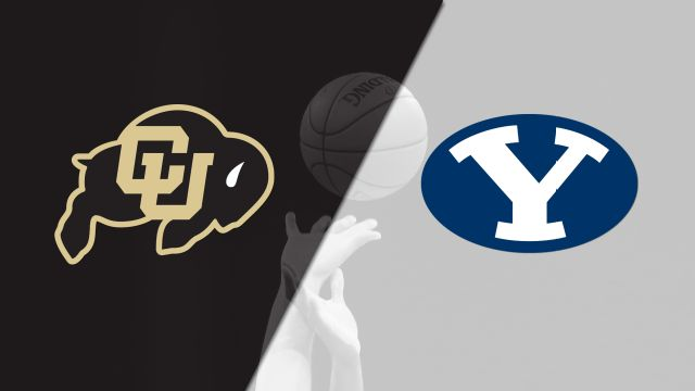 Colorado vs. Brigham Young (M Basketball)