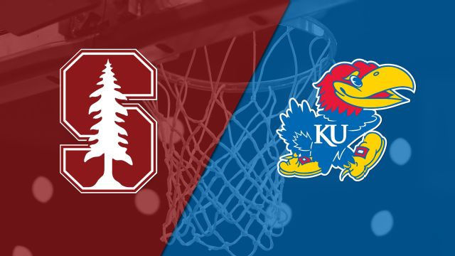 Stanford vs. #4 Kansas (M Basketball)