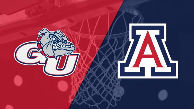#8 Gonzaga vs. #16 Arizona (M Basketball)