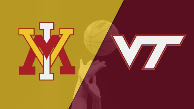 VMI vs. Virginia Tech (M Basketball)