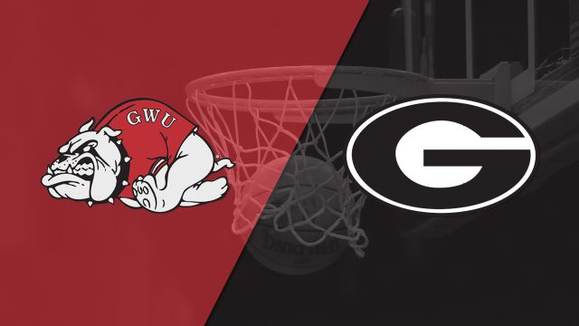 Gardner-Webb vs. Georgia (M Basketball)