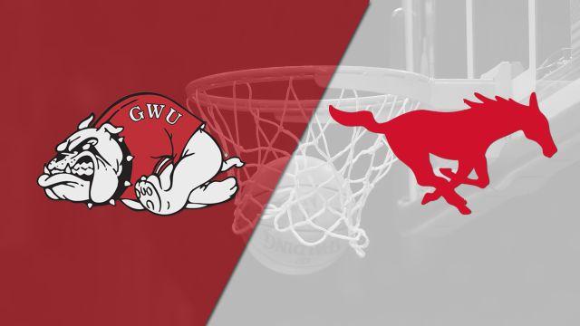 Gardner-Webb vs. SMU (Regional Round) (M Basketball)