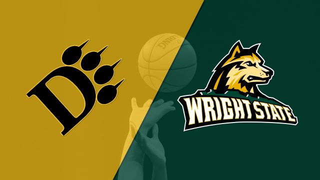 Ohio Dominican vs. Wright State (M Basketball)